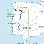 Portugal 500k Coverage Rogers Data VFR Charts 2020