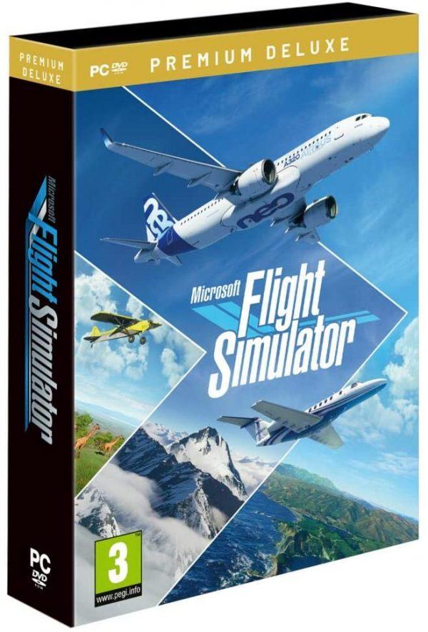 FS2020 Premium Edition